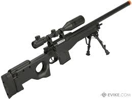 high powered sniper rifle. bipod not included high powered sniper rifle l