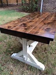 Rustic kitchen table with bench Farmhouse Home And Furniture Awesome Rustic Kitchen Table In Knotty Alder Farm Farmhouse Acre And College Solidbluebiz Rustic Kitchen Table