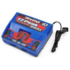 Купить <b>зарядное устройство Traxxas EZ-Peak</b> Dual 100-240 В 8 А ...