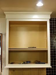 highlights make sure light rail is flush cut first piece of light rail kitchen cabinets cabinet lighting cabinet lighting tasks