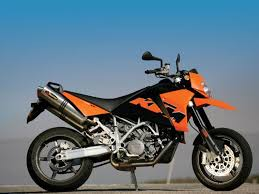 ktm 950 supermoto and ducati 1098 doin time motorcyclist
