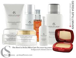 best in swiss skin care cosmetics
