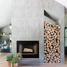 Small Picture Best 20 Concrete fireplace ideas on Pinterest Modern fireplace