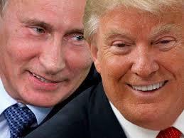 نتیجه تصویری برای پوتین و ترامپ