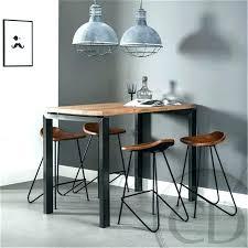 Table Haute De Bar Conforama Table Bar Table Flash En L X H 5 X P