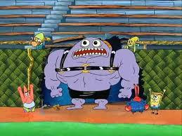 spongebob big fish scream you