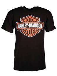 harley davidson t shirt significant bar shield at thunderbike shop