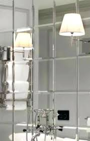 stick on mirror tile mirrored tile 6 x mirrored square wall tiles bevelled x mirror tile wall decor mirrored tile self adhesive mirror tiles