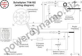 powerdynamo for kreidler florett  assembly instruction acircmiddot wiring diagram