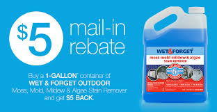 get 5 back on wet forget outdoor 1 gallon container