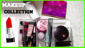 my small makeup collection you