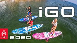 Sup Comparison Chart 2020 Igo Inflatable All Round Stand Up Paddleboard