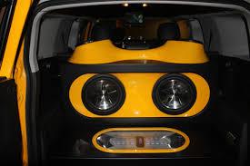 Toyota FJ Cruiser Forum - View Single Post - Custom Subwoofer Box ...
