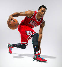 derrick rose 2014. Simple 2014 Derrick Rose Aka Bionic Man Is Looking Joocy Coming Into 201415 To 2014 E