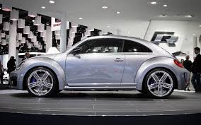 First Look: Volkswagen Beetle R Concept - Automobile Magazine