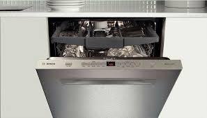 bosch 500 dishwasher.  Bosch Bosch 500 Series SHP65T55UC  Upper 3rd Rack Adds 30 Extra Capacity Inside Dishwasher