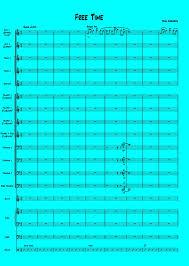 Free Christmas Jazz Combo Charts Brian Eisenberg Charts