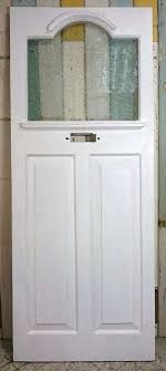 de0745 edwardian front door with etched