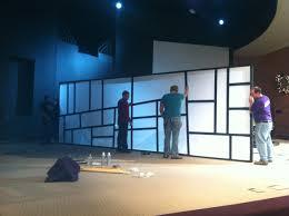 Church Stage Design Ideas stage design