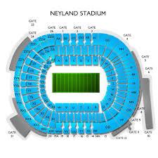Tennessee Volunteers Football Seating Chart Tennessee Football Tickets 2019 Vols Games Ticketcity