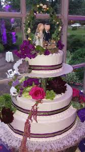 Stocks Wedding Cake Brehm Wedding 081217 Flowers Provided By
