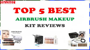 top 5 best airbrush makeup kit 2018 review
