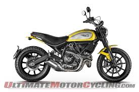 2015 ducati scrambler first look four versions available