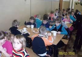 Школьная столовая График питания