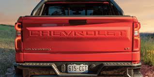 Chevy Truck Dimensions Chart What Is The Bed Size Of A Chevy Silverado Silverado Bed