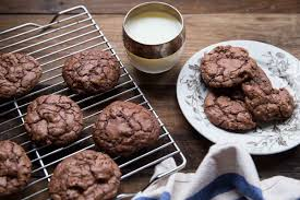 Chewy Chocolate Cookies Chewy Chocolate Cookies Vintage Mixer