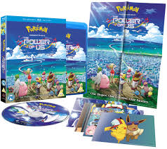 Pokemon the Movie: The Power of Us Collector's Edition Blu-Ray Details  Announced