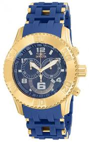 invicta mens 50mm sea spider xl quartz chronograph blue invicta mens 50mm sea spider xl quartz chronograph blue polyurethane strap watch