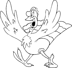 Cool Thanksgiving Coloring Pages For Children