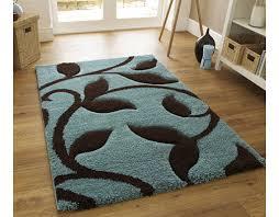 presto bazaar blue n brown colour fl gy carpet india