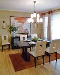 another pic of the latest project modern dining room