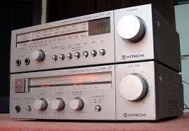 hitachi speakers. hitachi ha-j2 / ft-j2 mini system : no speakers