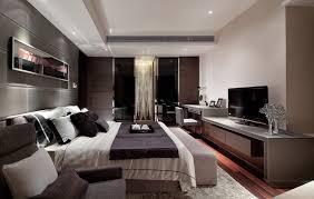 modern bedroom with tv. Modren Bedroom Delightful Bedroom Modern With Tv Intended Bathroom Catchy Desk And  Lighting 3d