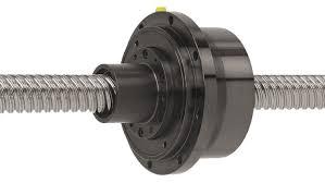 Ball Screw Rotating Nut Design Long Lead Ball Screws Ewellix
