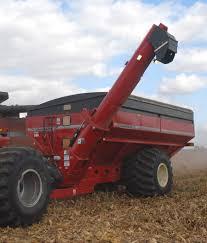 unverferth products unverferth mfg wheels double auger grain cart