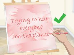 4 Ways to <b>Paint Quotes</b> on <b>Canvas</b> - wikiHow
