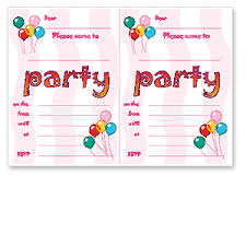 Party Invitaion Templates 10th Birthday Party Invitation Templates Happy Holidays