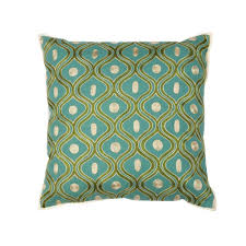 teal and gold pillows.  Pillows Kas Rugs Scollop TealGold Decorative Pillow Intended Teal And Gold Pillows A