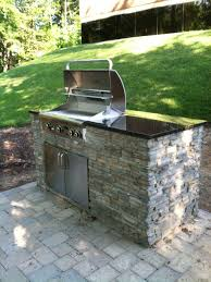 Small Outdoor Kitchen Outdoor Backyard Small Outdoor Kitchen Ideas The Simple And
