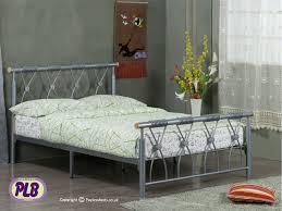 melrose metal bed frame