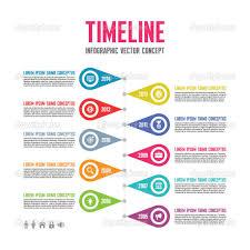 Timeline Layout Infograph Infographics Timeline Design Design