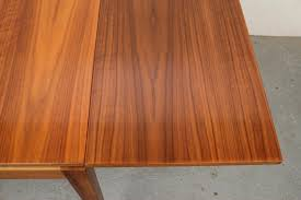 Vintage Extendable Dining Table Vintage Extendable Dining Table In Walnut For Sale At Pamono
