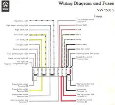 vw t2 fuse box diagram vw wiring diagrams online