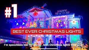 Best Christmas Lights Ever Top 2 Best Christmas Lights Ever Seen Youtube