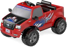 Amazon.com: Power Wheels Ford Lil' F-150: Toys & Games