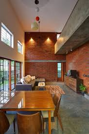 exposed bricks make these 8 homes shine